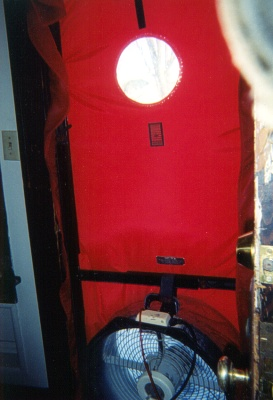 This Diagnostic Tool Also Known As A Blower Door Tests The Home For Air Leaks And/Or If The Home Is Too Air Tight
