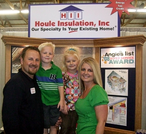 Houle Insulation Owners - The Olson's